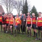 Stebbing 2016 Cross Country